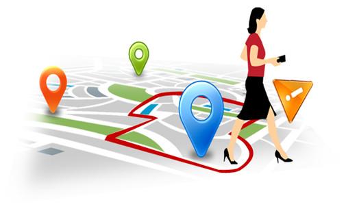 Géolocalisation de mobiles prospects et campagne d'affichage publicitaire ciblée.