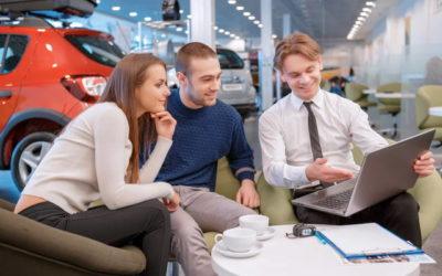 Geo-ciblage mobiles aux services des concessionnaires auto