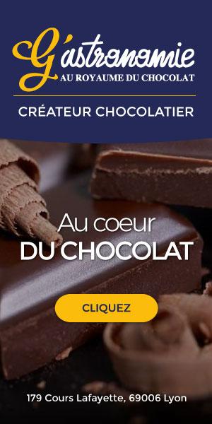 Créateur chocolatier